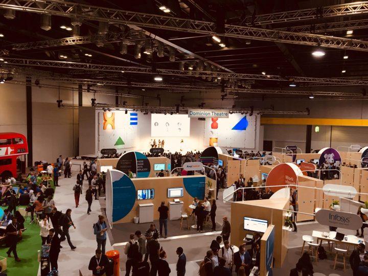 Meet Us at Google Cloud Next in London